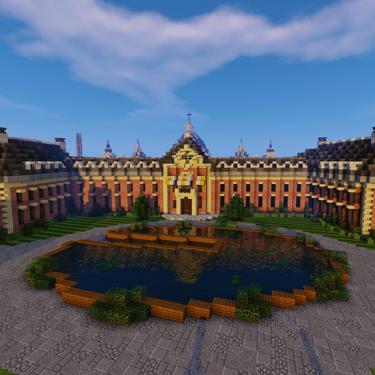 Preview GeoCraft Achtergrond landgoed Hageveld