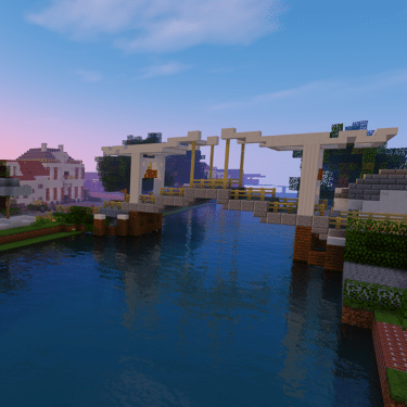Preview GeoCraft achtergrond Vreeland - GeoFort