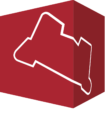 geofort logo staand kleur witte tekst zonder grensverleggend